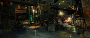 Flea Market by atomhawk