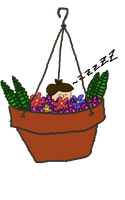Flower Bed by Turboplant