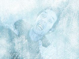 Trapped Under Ice. by Hungrysparrow