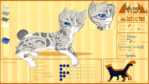 TGL Adderpaw Lightclan by kisini