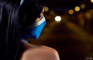 Kitana Closeup by SNTP