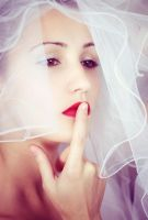 Meditation of the Bride by FreeMaind