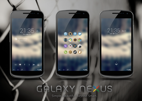 Galaxy Nexus by Fluks031