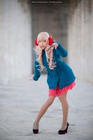 Sheryl Nome Strawberry Attack by Maxsy66