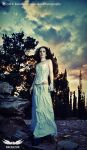Mistress in White VI by NocturneHandcrafts