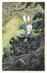 Usagi Yojimbo: Support for Stan and Sharon Sakai by RobbVision