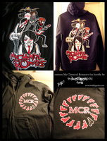 MCR Hoodie Commission by Twelfthgecko