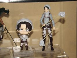 Cleaning Levi Figma by OppaFaustusStyle