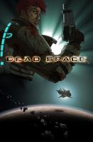Dead Space promo poster by hyperjack08