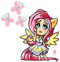 Fluttershy : Element of Kindness by Arofexdracona