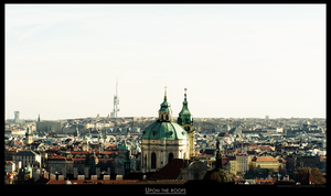 Upon the roofs by MahoneyCZ