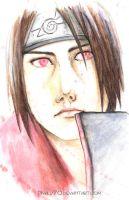 Itachi by Nivalis70