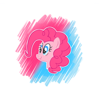 Abstract and Pinkie by Pow3rade