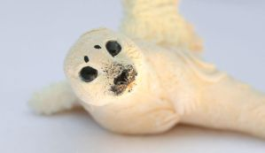 Seal Pup Angel by hontor