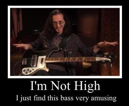 Geddy Poster by spottycows