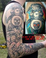 Fans tattoos of my Art part 3 by Undead-Art