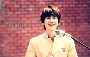kyuhyun wallpaper by itsFitrii