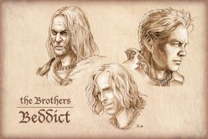 The Beddicts by Nether83 by Malazan-Art-Guild