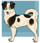 Mutt Design For Leyver by mexicanine