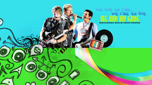 Wallpaper - Rascal Flatts by myfremioneheart
