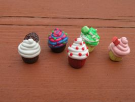 Cupcakes by alacababba