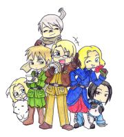 APH - Allies by pixie-rings
