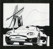 Spyker: Made in Holland by Emberblue