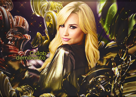 Demi Lovato- Collab with Drezz by GiladAvny