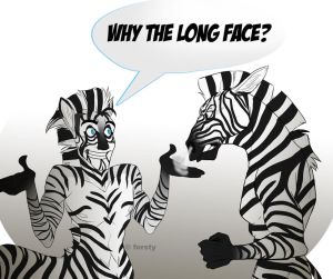 Why the long face
