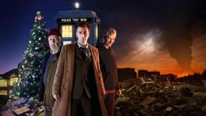 Doctor who End of time by icewormie