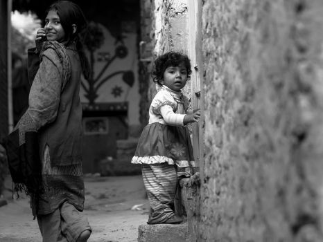 Life In The Alley by InayatShah
