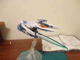 0 Raiser and GN Sword 3 by Leimary