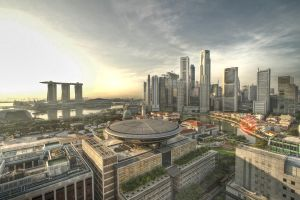 HDR in Singapore by kenzes26