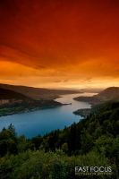 Lac d'Annecy by wtp