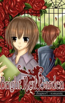 bright red garden by skyaddicter-emiru