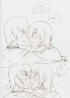 Part 2 SHOULD THEY KISS by FMA-Al-Lover