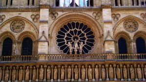 Notre Dame- front by ladyspuds