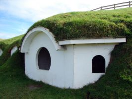 Hobbiton I by two-ladies-stocks