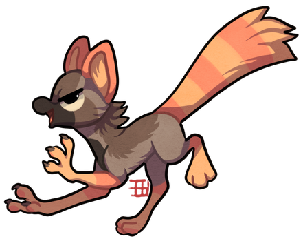 Wild Neffus appeared by griffsnuff