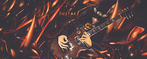 Guitar by Ajtdsign