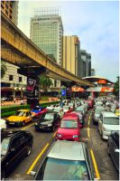 rush hour by systemartic