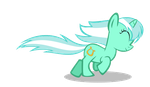 Lyra Running by Sintakhra