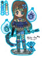 Bleu Soul Reaper OTA [CLOSED] by Mika-Rae