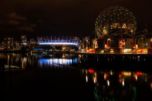Science World at Night 02 by insomniac199