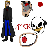 Amon reference by Tenshika1998