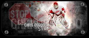 Chris Osgood Graphic by jooniper30