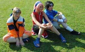 Team 7  - to  belong  together by Dark-Uke