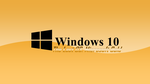windows 10-The Last OS. Microsoft Gold by TheRedCrown