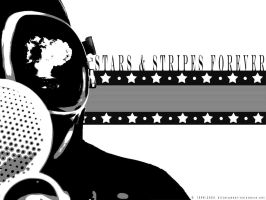 Stars -n- Stripes Forever by ransim