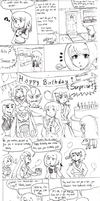 Birthday party - part 1 by Atey